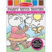 Креативен комплект - Мога да рисувам цветно с вода - 13762 - Melissa and Doug, 000772137621