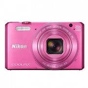 Nikon Cámara Compacta Nikon Coolpix S7000 Rosa