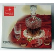 SET LICHIOR 7 pcs DEDALO