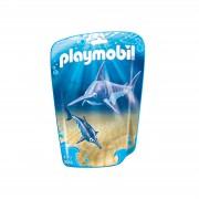 Playmobil Family Fun Swordfish with Baby (9068)