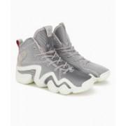 ADIDAS ORIGINALS CRAZY 8 ADV W Basketball Shoe For Women(Grey, Silver)