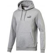 PUMA Ess Hoody Fl Vest Heren - Medium Gray Heather - Maat 3XL