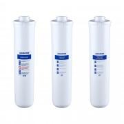 Filtre à charbon actif eau Aquaphor - Kit de filtres de rechange pour CRYSTAL B ECO et FOUNTAIN WATER DISTRIBUTOR