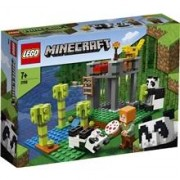 LEGO 21158 LEGO Minecraft Pandagården