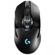Геймърска мишка Logitech G903 Lightspeed HERO (910-005672), 200-12 000 DPI, черен, 910-005672