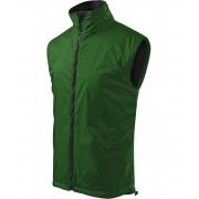 ADLER Body Warmer Pánská vesta 50906 lahvově zelená XXL