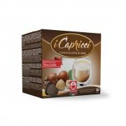Capsule Ciocolata calda cu alune TIZIANO BONINI, compatibile NESPRESSO, 10 buc.