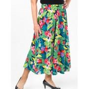 Seniors' Wear Navy Skirt