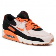 Обувки NIKE - Air Max 90 Prm CJ0611 100 Sail/Safety Orange/Black