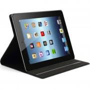 Capa Folio de Couro Doormoon Smart para iPad 2, iPad 3, iPad 4 - Preto