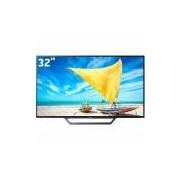 Smart TV LED 32 HD Sony KDL-32W655D com Wi-Fi, Rádio FM, Conversor Digital, X-Reality Pro, Motionflow XR 240, Netflix, YouTube, Entradas HDMI e USB