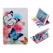 Vlinder op kleuren voor iPad mini 4