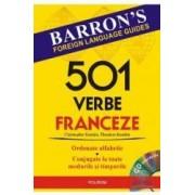 501 verbe franceze + CD - Cristopher Kendris Theodore Kendris