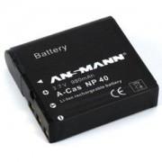 Ansmann A-Cas NP-40 batteria ricaricabile Ioni di Litio 1200 mAh 3,7 V