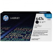 HP 647A Color LaserJet CE260A Black Print Cartridge (Black)