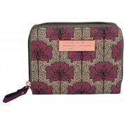 Tamaris Portofel pentru femei Fiorella Zip Around Wallet 7145182-544 Bordeaux Comb.