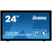 "Monitor touchscreen iiyama ProLite T2435MSC-B2, 23.6"", negru"