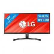 LG 34 LED IPS, 34WL500, UWQHD, 2xHDMI, FreeSync 34WL500-P