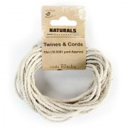 Twisted Cord 2 mm - White