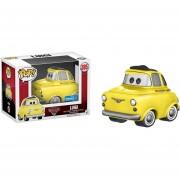 Funko Pop Luigi Exclusivo Cars Con Protector