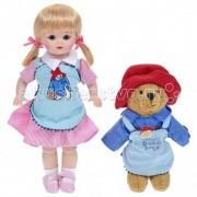 Madame Alexander Кукла Мэри и медвежонок Паддингтон 20 см