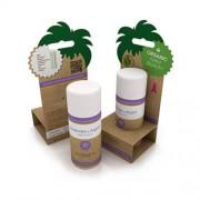 Coconutoil Cosmetics Levendulás és argánolajos golyós dezodor, 50 ml