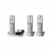 Teléfono Inalámbrico Panasonic 1.9 GHz KX-TGD223N