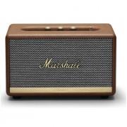 Marshall Acton II - безжичен аудиофилски спийкър за мобилни устройства с Bluetooth и 3.5 mm изход (кафяв)