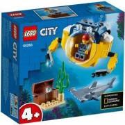 Конструктор Лего Сити - Мини подводница - LEGO City Oceans, 60263