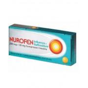 Reckitt Benckiser H.(It.) Spa Nurofen 200mg + 30mg Influenza E Raffreddore 24 Compresse