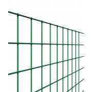 NextradeItalia Rete Per Recinzione Elettrosaldata Plastificata Mm 50x75 Altezza 200 Cm Verde 25 Mt