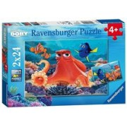 Set Ravensburger Puzzle Finding Dory (2X24 Pcs)