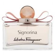 Salvatore Ferragamo Signorina eau de Parfum pentru femei 100 ml