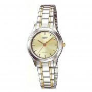 Reloj KCASLTP 1275SG 9A Casio-Plateado