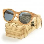 Niwatch Drewniane okulary przeciwsłoneczne Niwatch Virgo