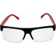 Vartika Wrap-around Sunglasses(Clear)