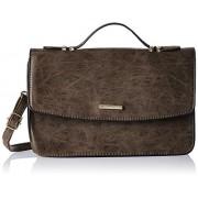 Diana Korr Women's Sling Bag (Brown) (DK57SDBRW)