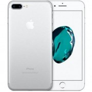 Apple iPhone 7 Plus 256GB Silver Olåst i bra skick Klass B