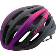 Giro Saga Helmet - Women s Coral Medium Matte Black/Bright Pink Medium