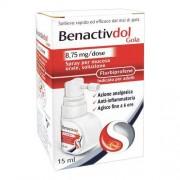 Reckitt Benckiser H.(It.) Spa Benactivdol Gola Spray 15ml 8,75