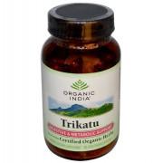 Organic India Trikatu - Digestive & Metabolic Support (90 Veggie Caps) - Organic India