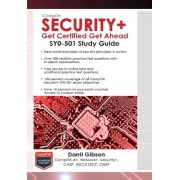 Comptia Security+ Get Certified Get Ahead: Sy0-501 Study Guide, Paperback