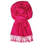 Vicenza elegantní cashmere šál růžová