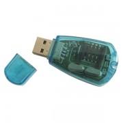Leitor USB de cartões SIM