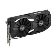 Asus DUAL-RX580-O4G Radeon RX 580 Graphic Card - 1.36 GHz Core - 1.38 GHz Boost Clock - 4 GB GDDR5