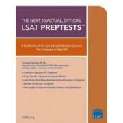The Next 10 Actual Official LSAT Preptests