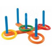 ECOIFFIER 136 Joc de aruncare cu cercuri 41*14,5*13 cm