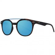 Polaroid Sunglasses Men's Pld1023s Polarized Oval, BRWN HVNA, 51 mm