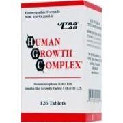 vitanatural hgh complex - natuurlijke hormoon - 126 tabletten
