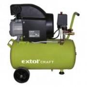 Extol Craft olajos légkompresszor, 1500W, 24 l (418200)